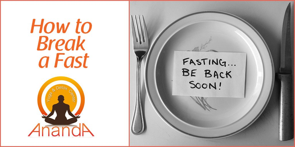 How to Break a Fast