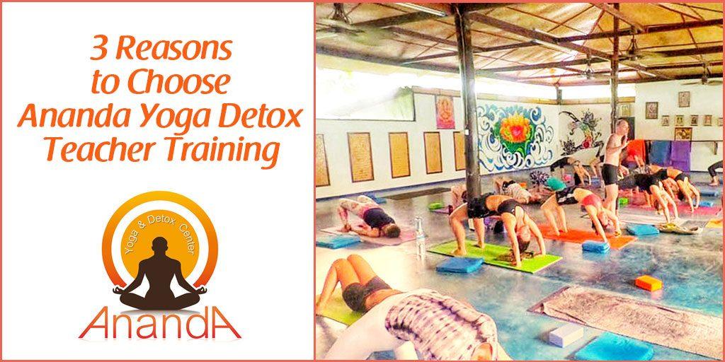 Ananda Yoga Detox