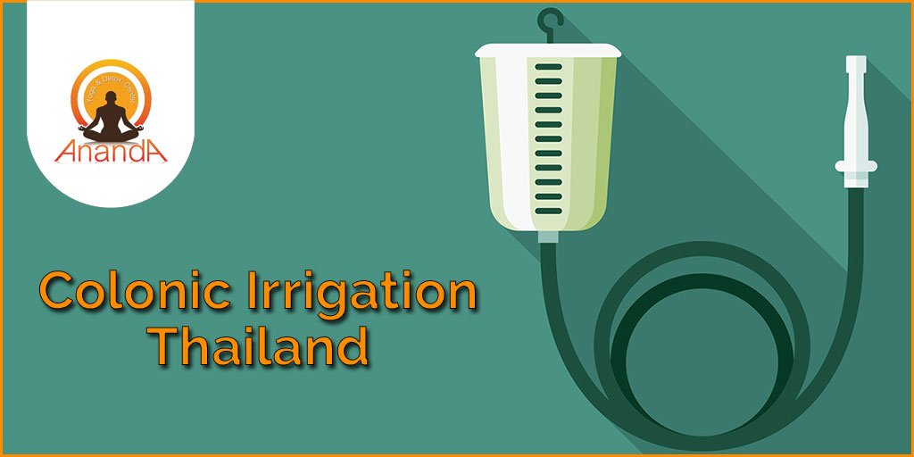 Colonic Irrigation Thailand