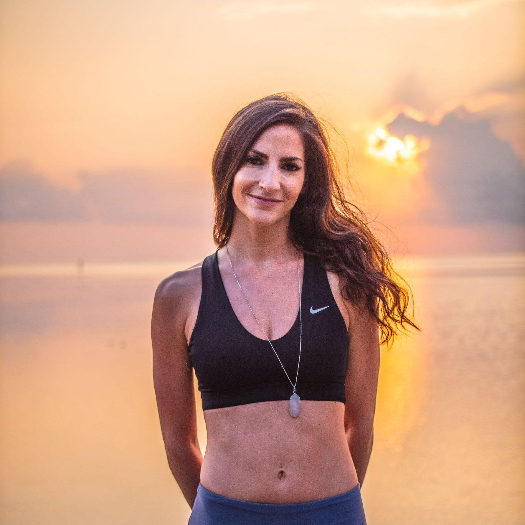 Yoga Teacher Melissa Scheinwald