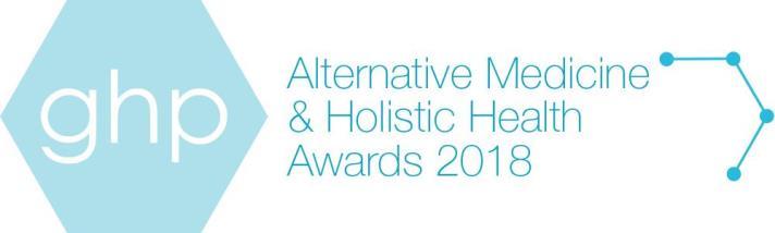 GHP Alternative & Holistic Health Awards 2018